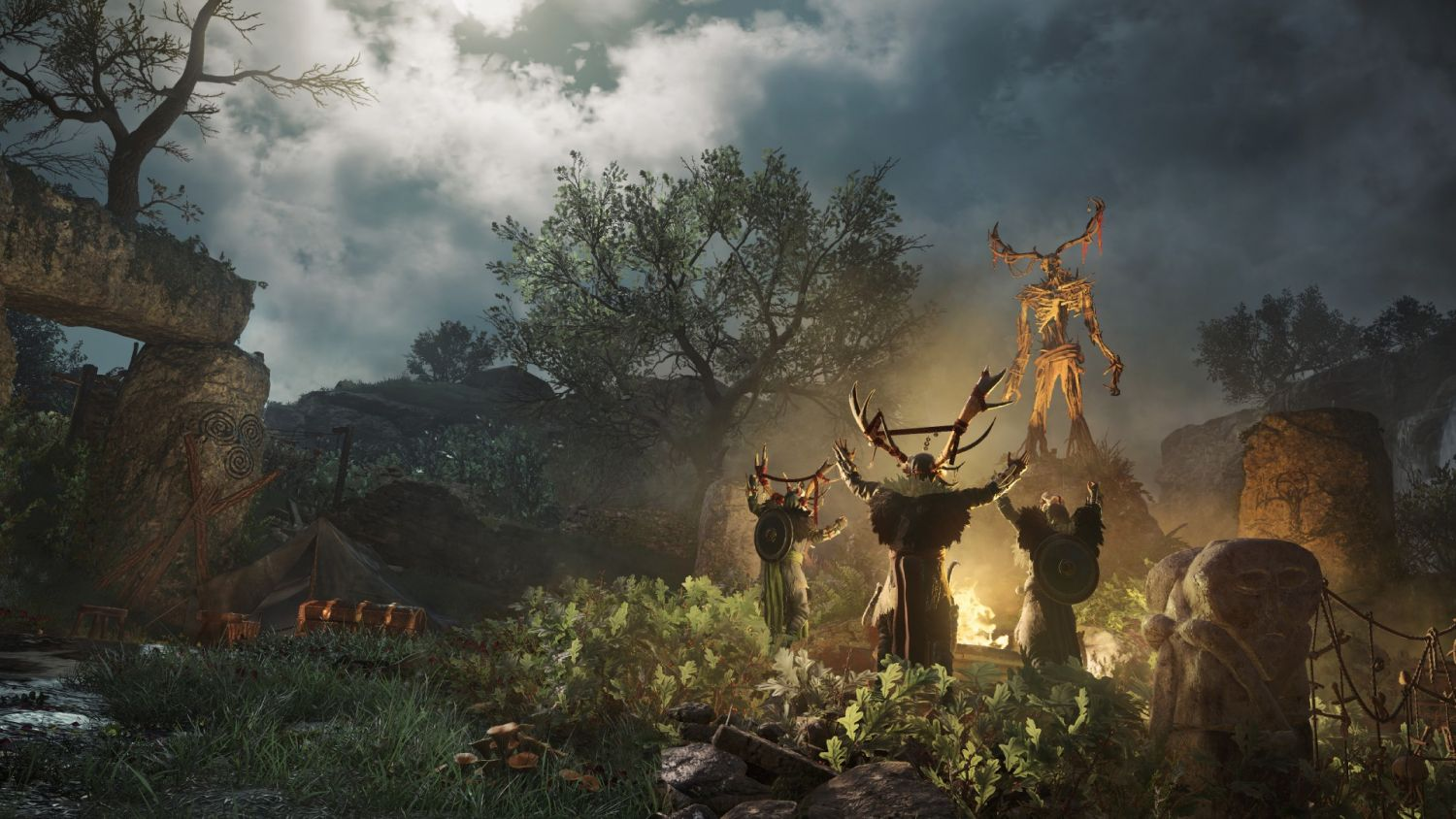 Assassin's Creed Valhalla - Wrath of the Druids - The Children of Danu
