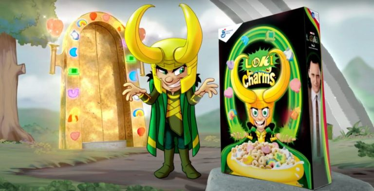 Only 3,500 Of These Limited Loki Charm Cereal Boxes Will ...