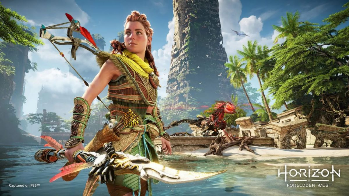 Horizon Forbidden West features some nifty improvements