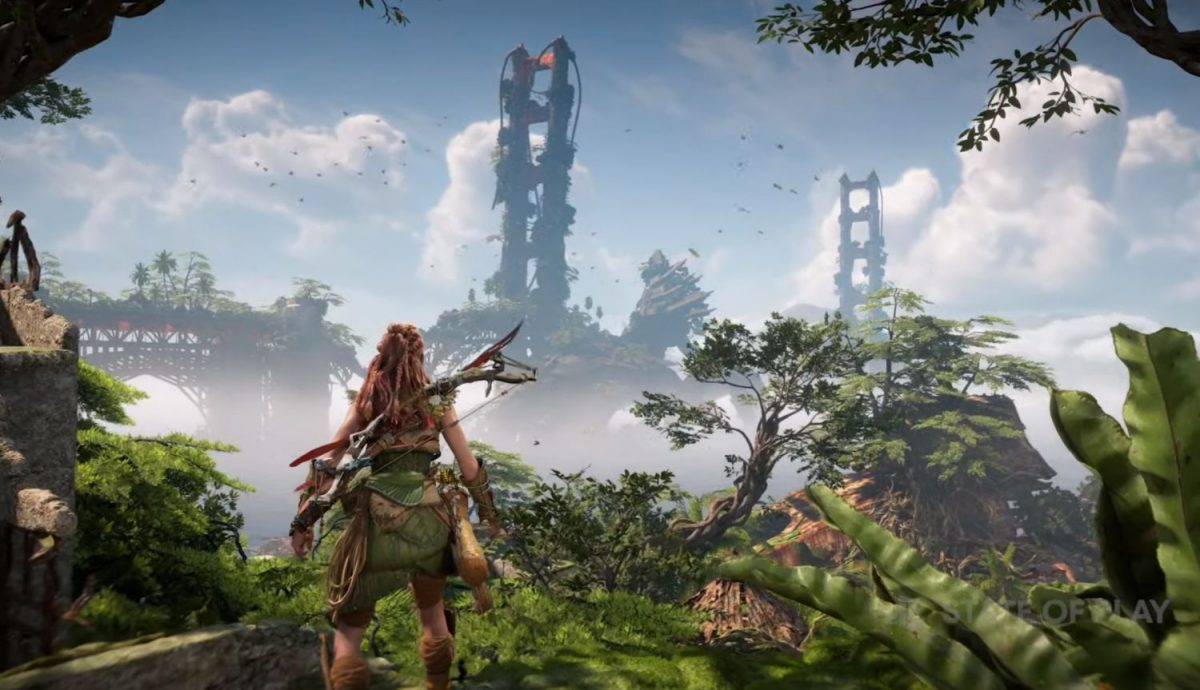 PS5 games in the future - Horizon Forbidden West
