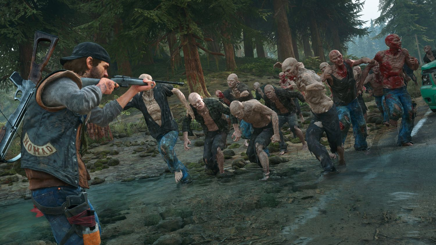 Bend Studio waves goodbye to Days Gone for new IP