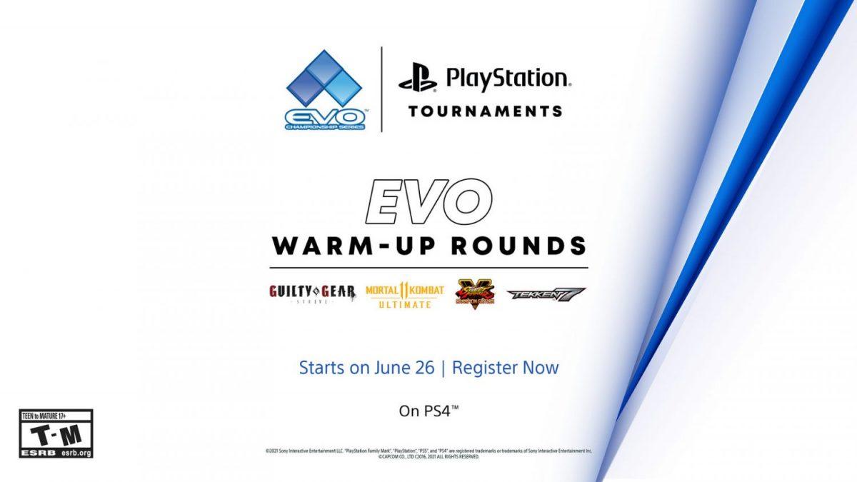 Evo Community Series  - Online Warm-ups
