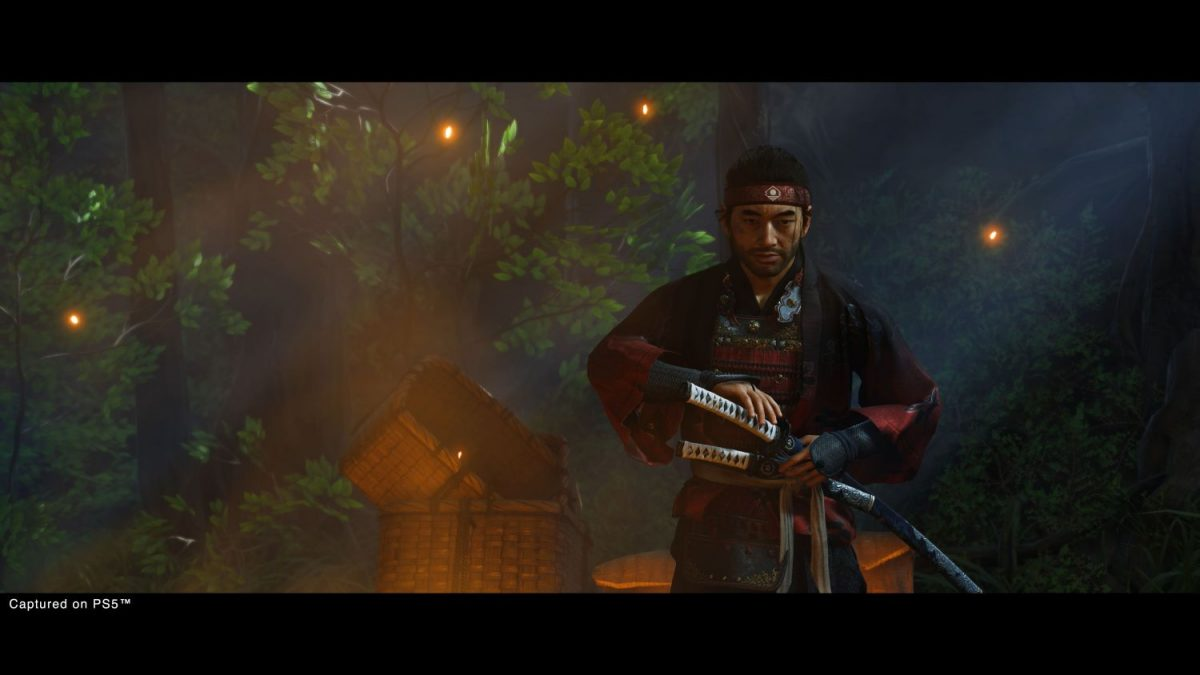 New dangers lurk in Ghost of Tsushima Director's Cut
