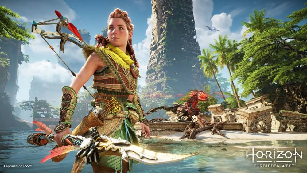 PlayStation Delays Horizon Forbidden West To Early 2022