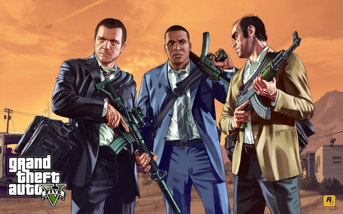 Multiple playable characters are expected for GTA VI.