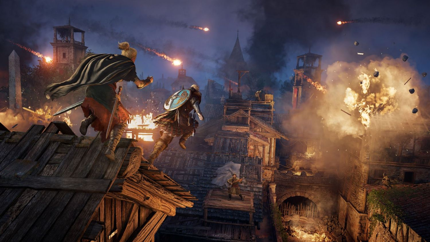 The Siege Of Paris Begins This August In Assassin's Creed Valhalla
