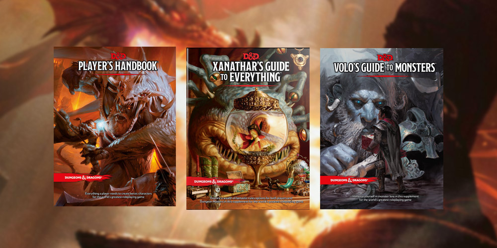d&d sourcebooks