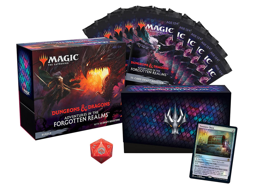D&D magic