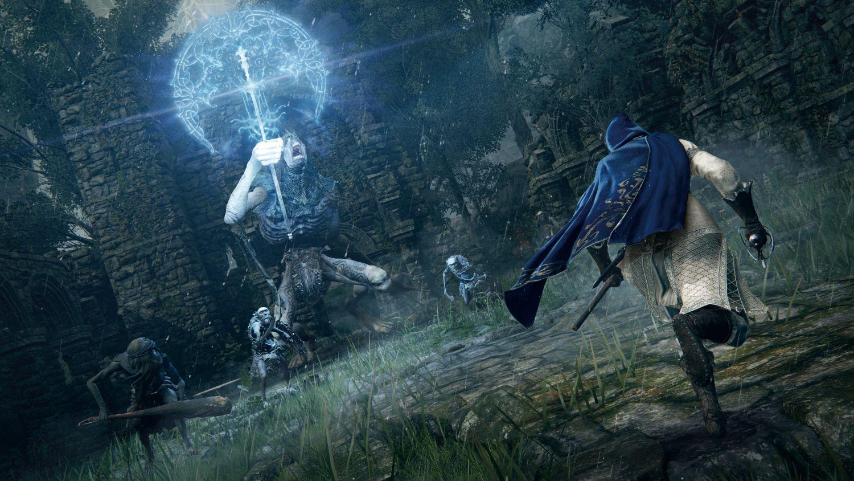 Geek Preview: Elden Ring Is Every Dark Souls Fan's Wet Dream - Combat