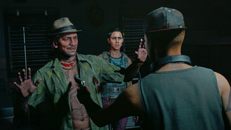 Juan and Clara Garcia of the Libertad in Far Cry 6