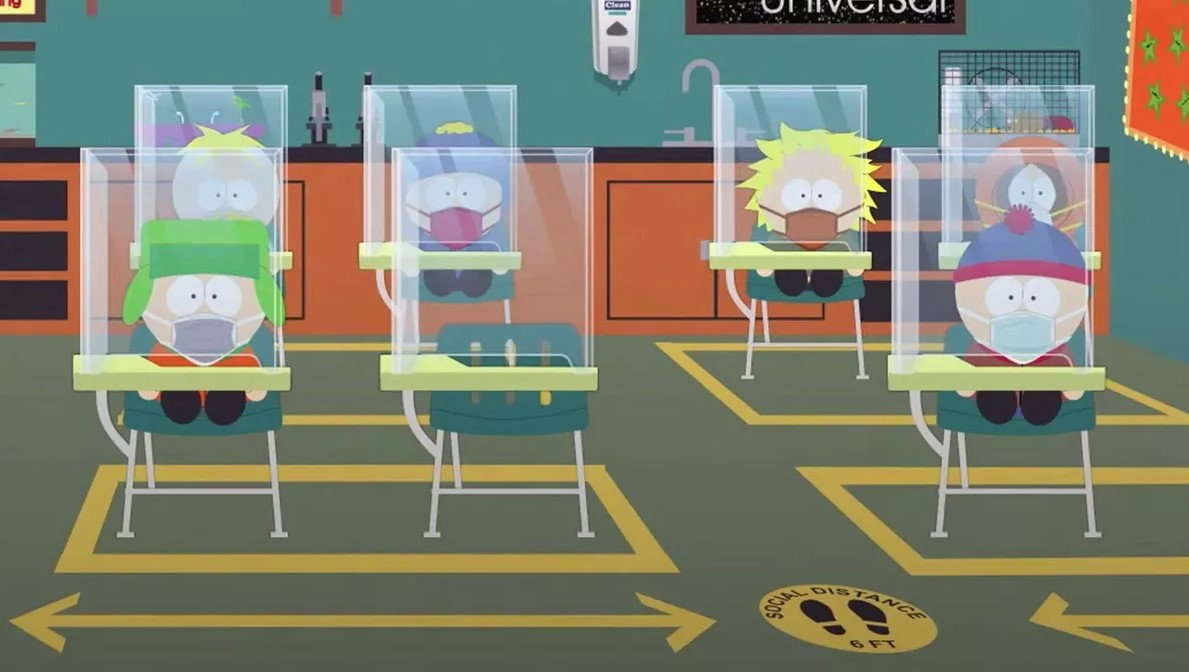 South Park will continue to be with us for the foreseeable future.