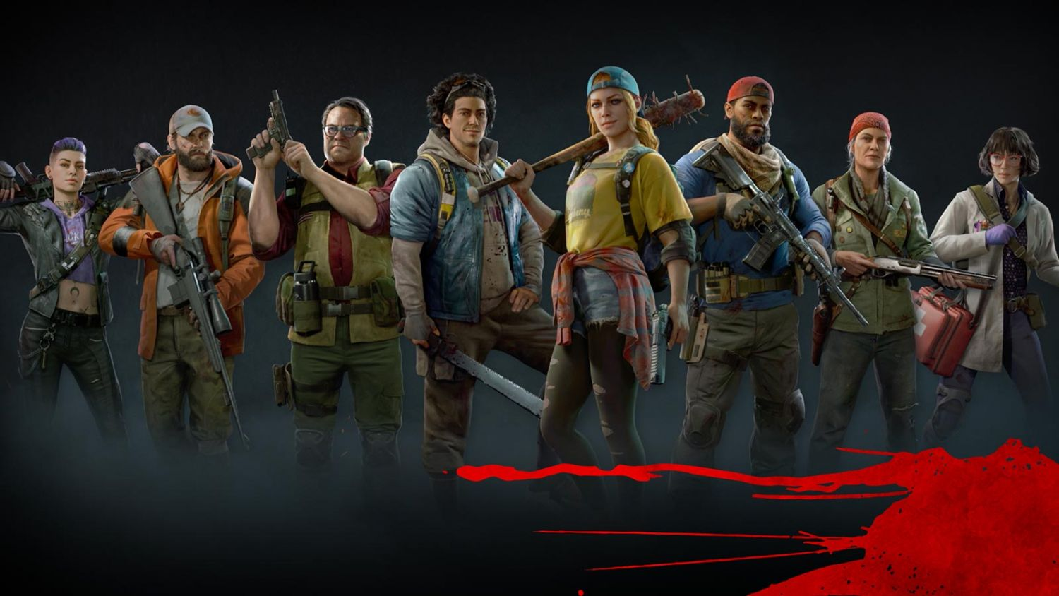 8 Reasons Why Back 4 Blood Is A Day One Purchase For Co-op Shooter Fans - The Cleaners