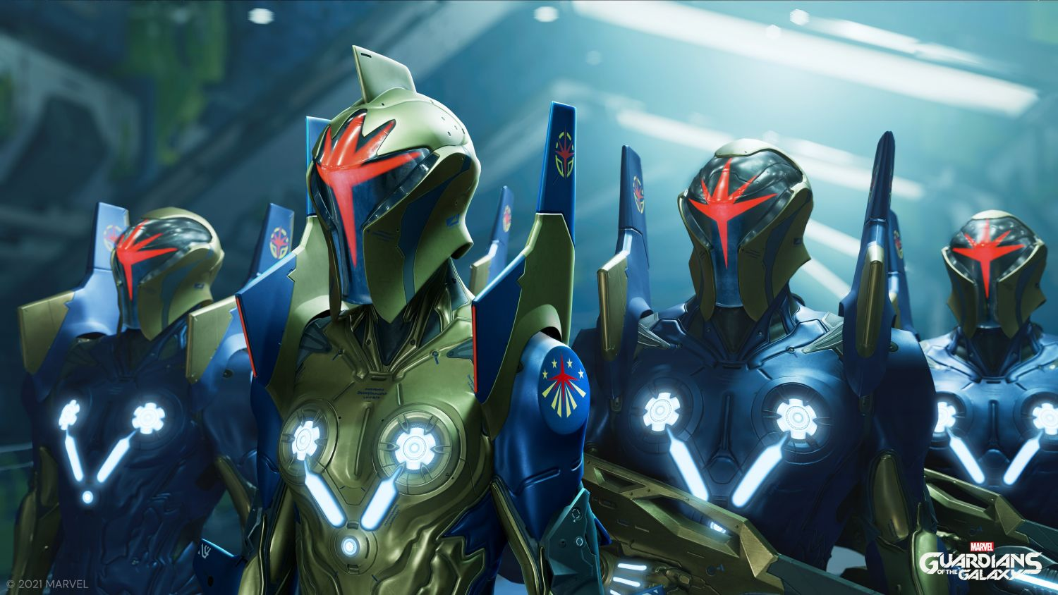 Geek Preview: Marvel's Guardians of the Galaxy - The Nova Corp