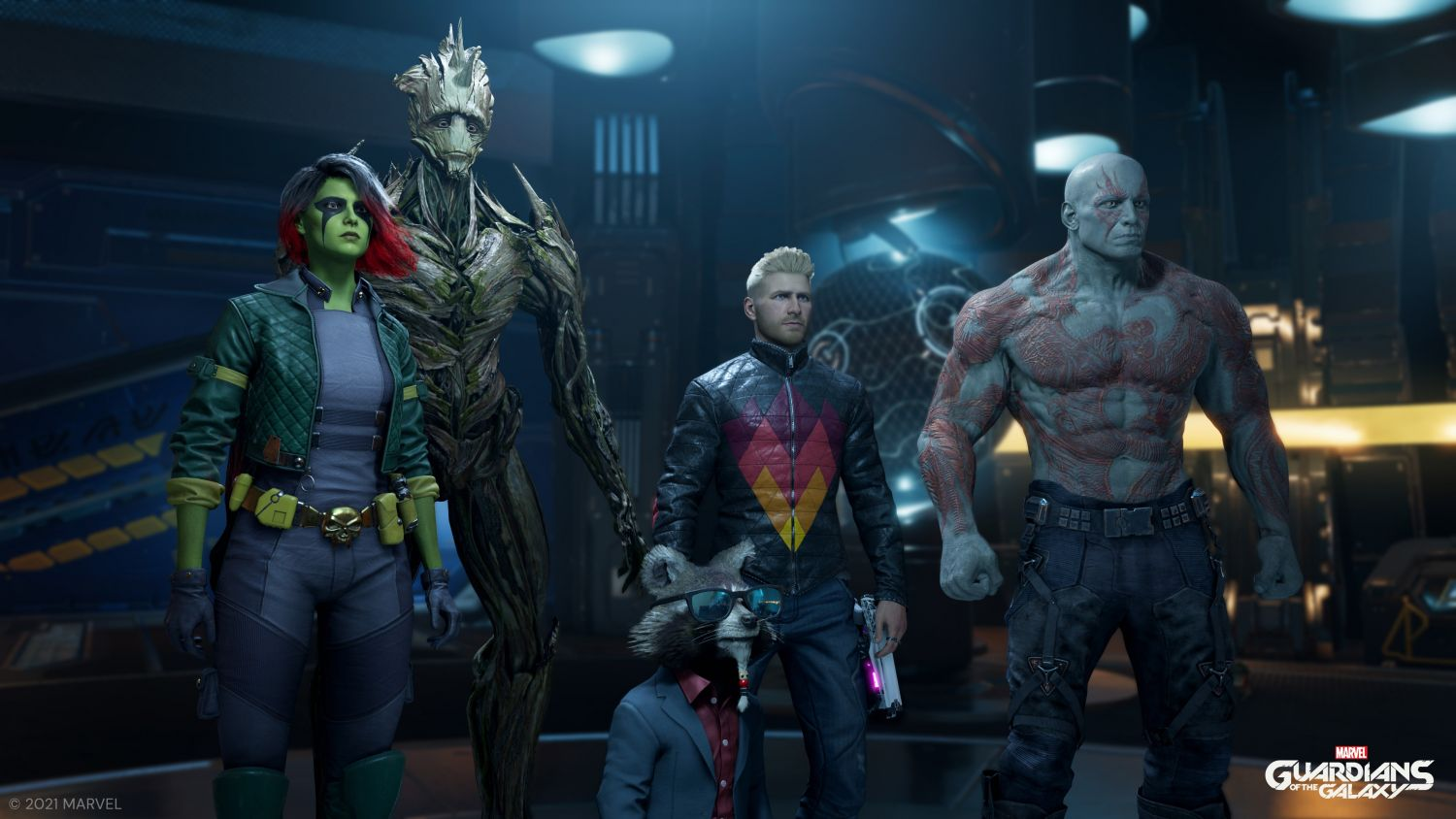 Geek Preview: Marvel's Guardians of the Galaxy - The Guardians