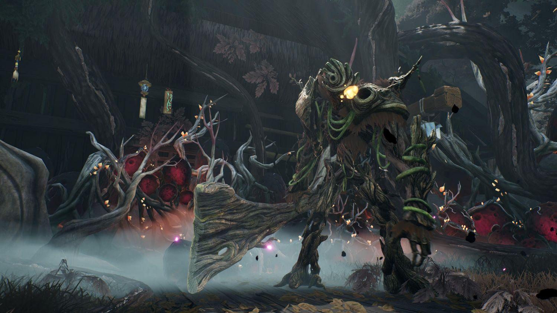 Geek Review - Kena: Bridge of Spirits - Corrupted creatures