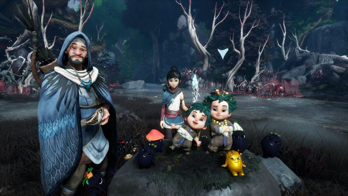 Geek Review - Kena: Bridge of Spirits - Detailed characters