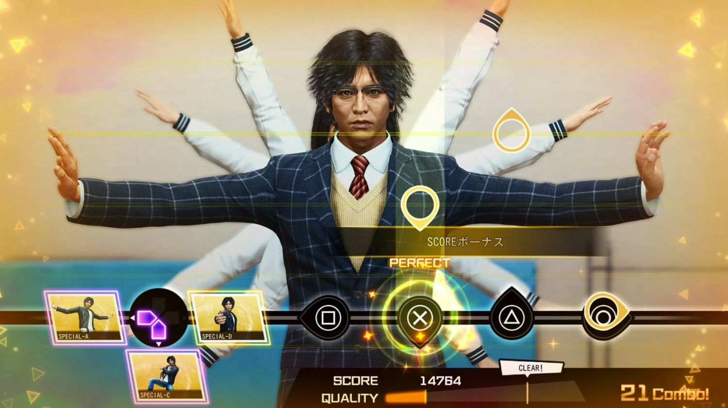 Geek Review: Lost Judgment - High school shenanigans