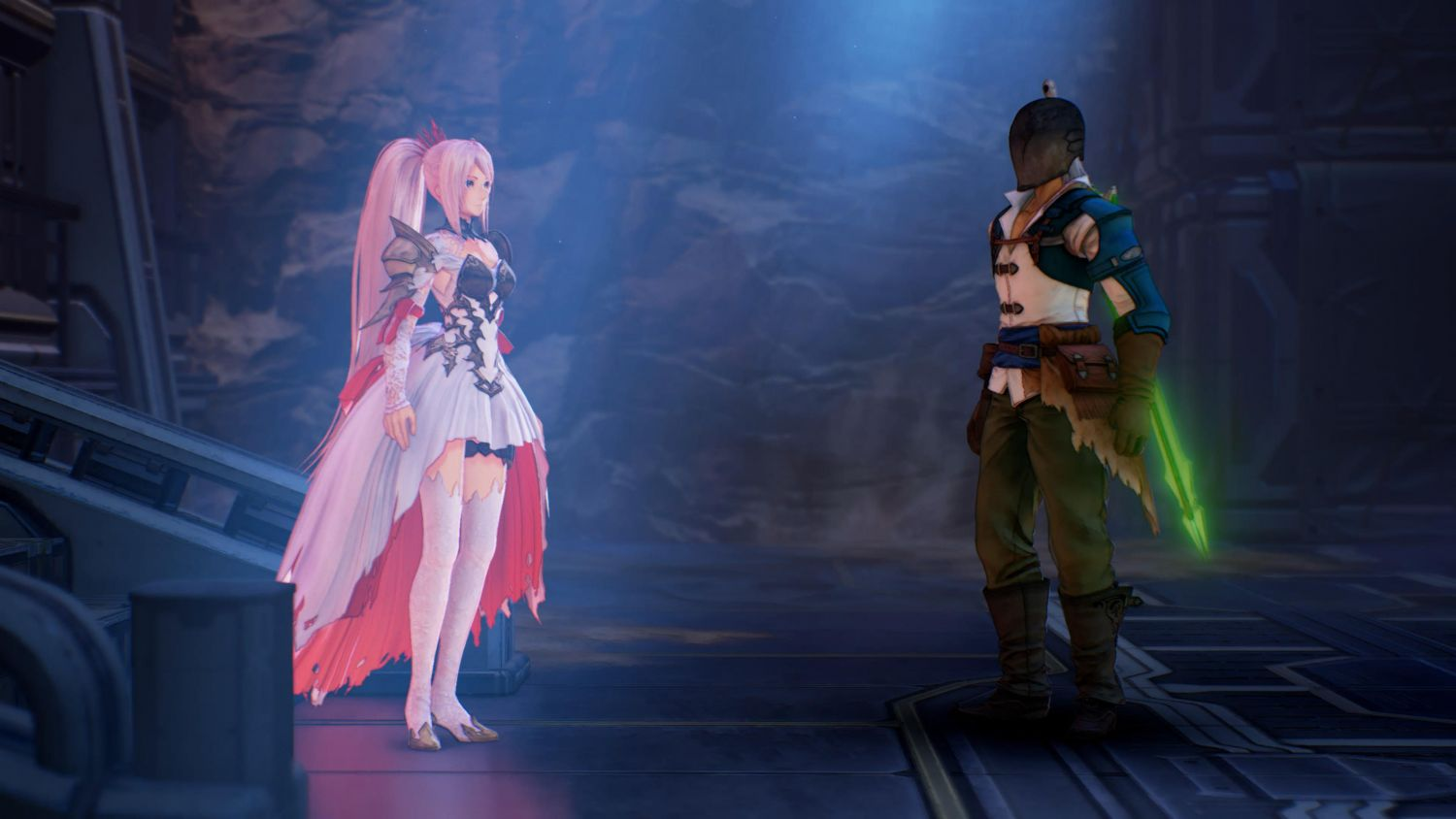 Geek Review: Tales of Arise - Shionne and Alphen