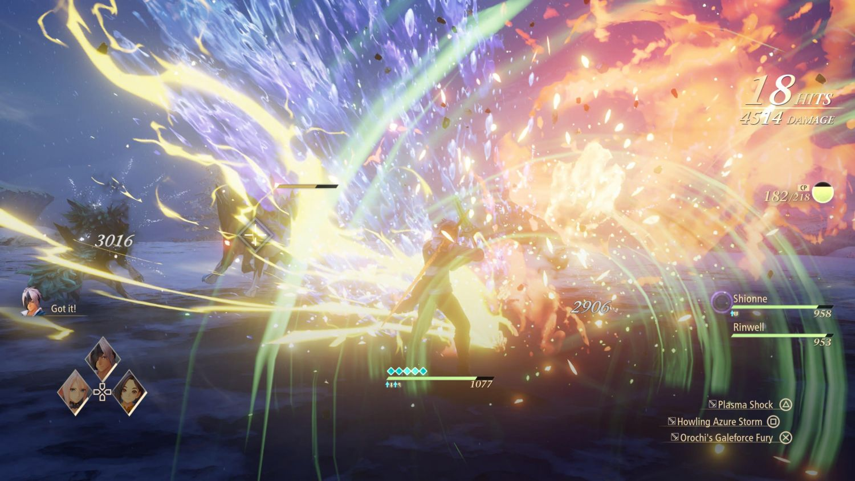 Geek Review: Tales of Arise - Combat