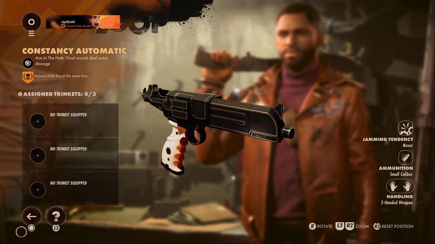The Best Weapons And Slabs In Deathloop You Need To Know - The Constancy Automatic