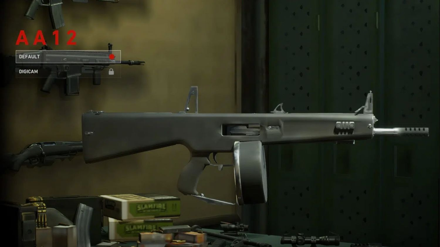 Back 4 Blood – Best Weapons Guide - AA12