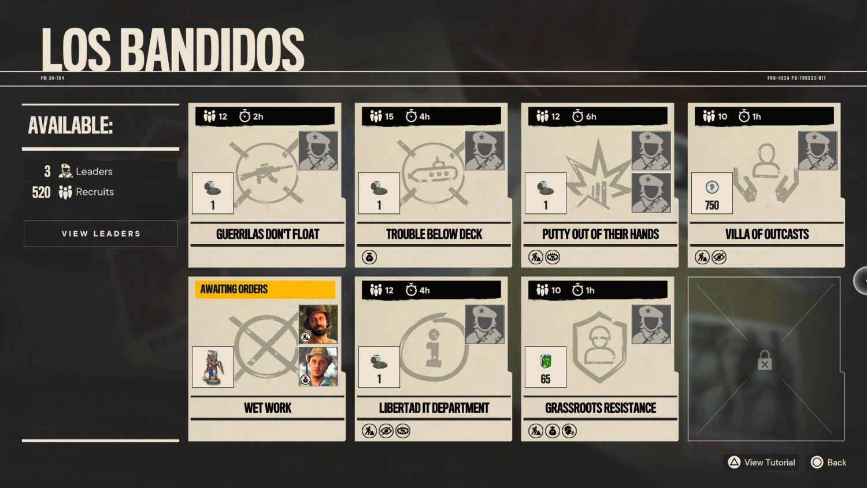 Far Cry 6 - How to Get Pesos Fast - Los Bandidos