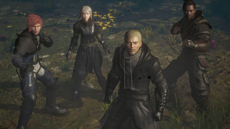 Stranger of Paradise: Final Fantasy Origin - The Warriors of Light?