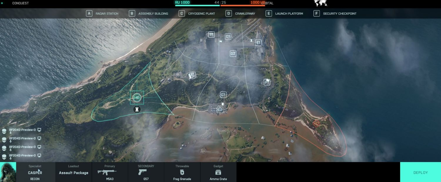 Geek Preview: Battlefield 2042 Open Beta Delivers On All Fronts - Conquest Mode