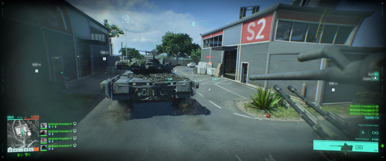 Geek Preview: Battlefield 2042 Open Beta Delivers On All Fronts - Riding in style